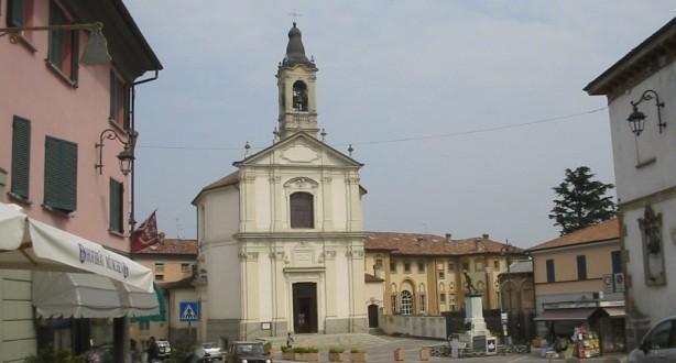 Pavia e dintorni - S. Agostino a Cava Manara