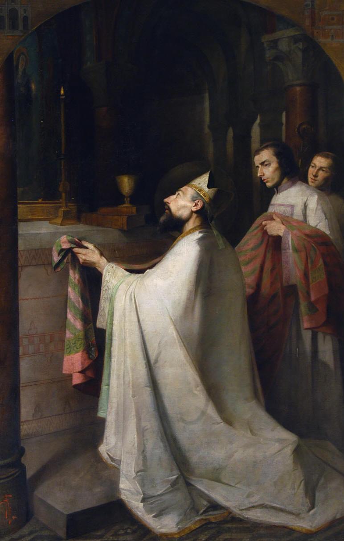 Risultati immagini per san folco scotti di piacenza e pavia vescovo