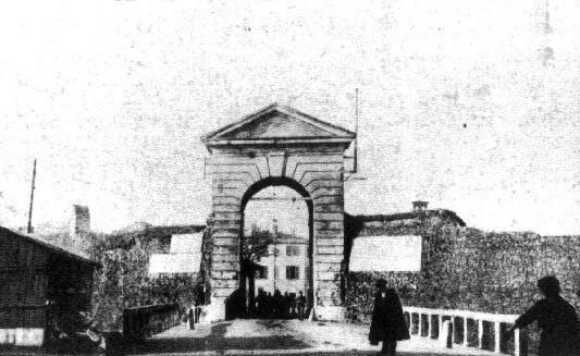 Ieri e oggi porta garibaldi - Pavia porta garibaldi ...