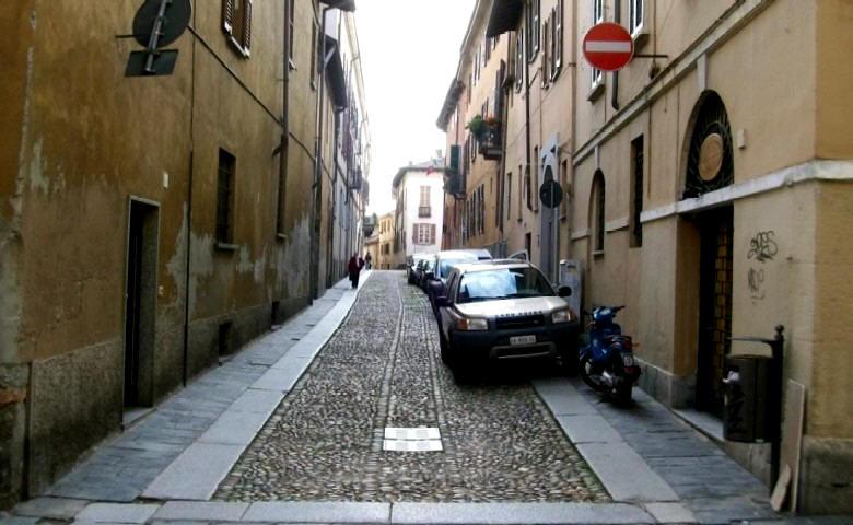 Benvenuti a pavia via alboino - Pavia porta garibaldi ...