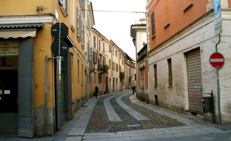 Benvenuti a pavia via alessandro volta - Pavia porta garibaldi ...