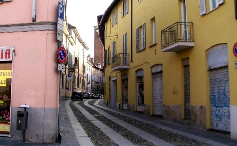 Benvenuti a pavia via san giovanni in borgo - Pavia porta garibaldi ...