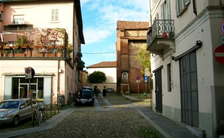 Benvenuti a pavia vicolo san primo - Pavia porta garibaldi ...