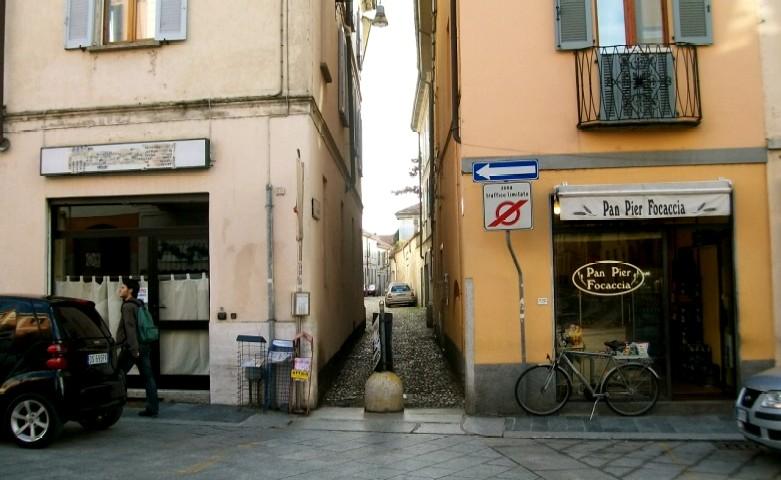 Benvenuti a pavia via stretta lunga - Pavia porta garibaldi ...