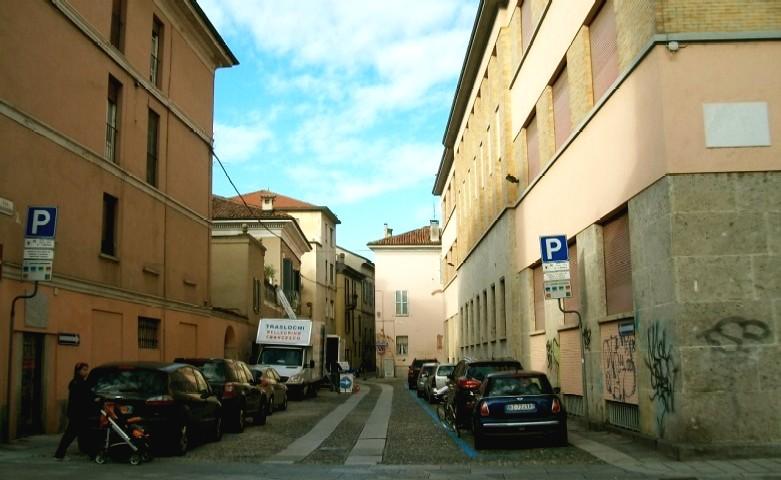 Benvenuti a pavia via ugo foscolo - Pavia porta garibaldi ...