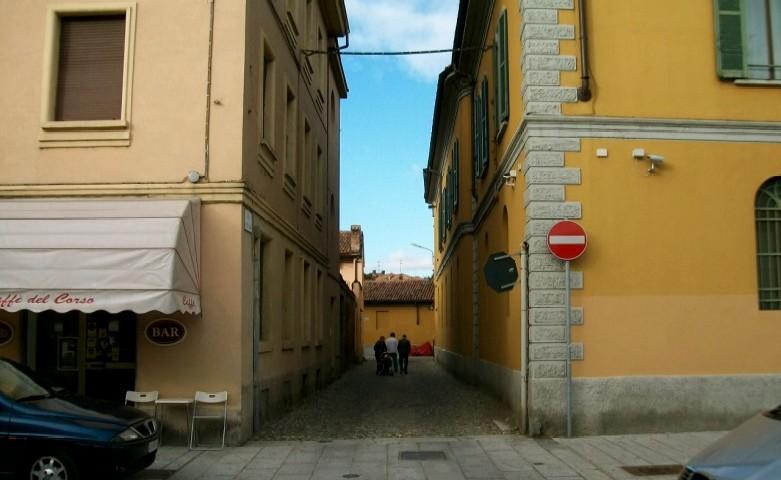 Benvenuti a pavia via langosco - Pavia porta garibaldi ...