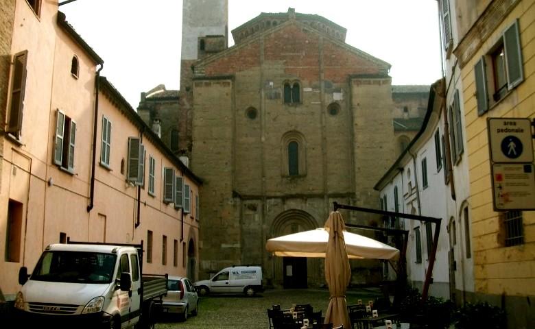 Benvenuti a pavia piazzetta azzani - Pavia porta garibaldi ...