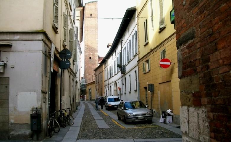 Benvenuti a pavia via luigi porta - Pavia porta garibaldi ...
