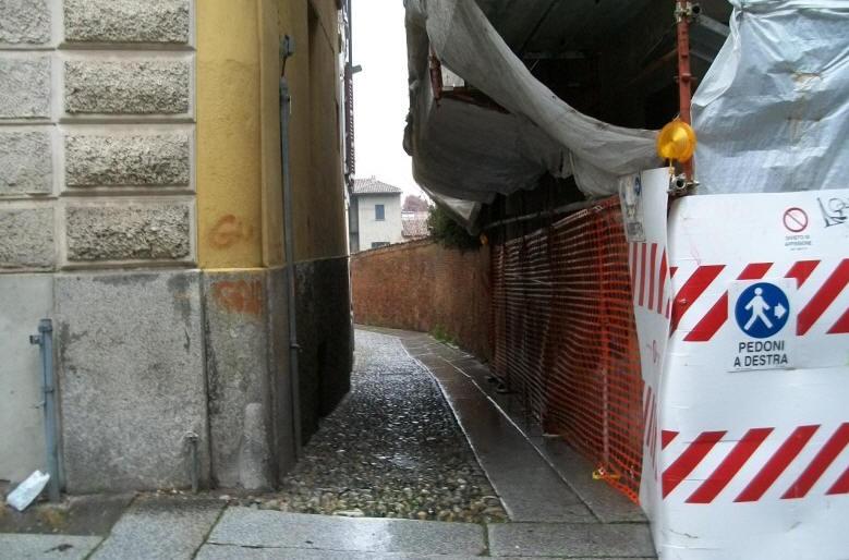 Benvenuti a pavia via adeodato ressi - Pavia porta garibaldi ...
