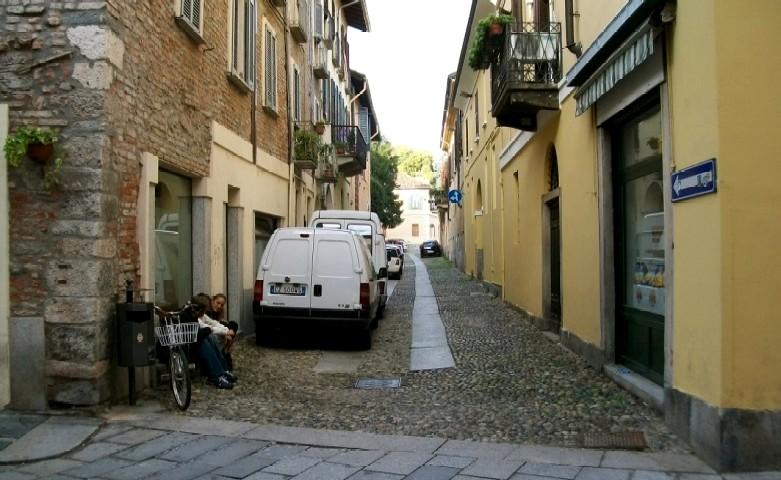 Benvenuti a pavia via filippo corridoni - Pavia porta garibaldi ...