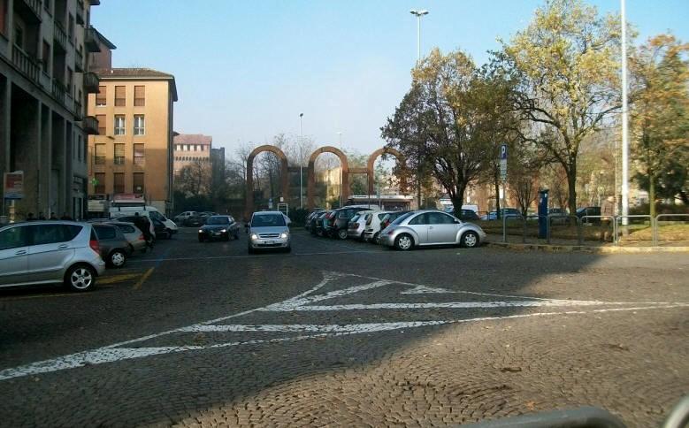 Benvenuti a pavia piazza emanuele filiberto - Pavia porta garibaldi ...