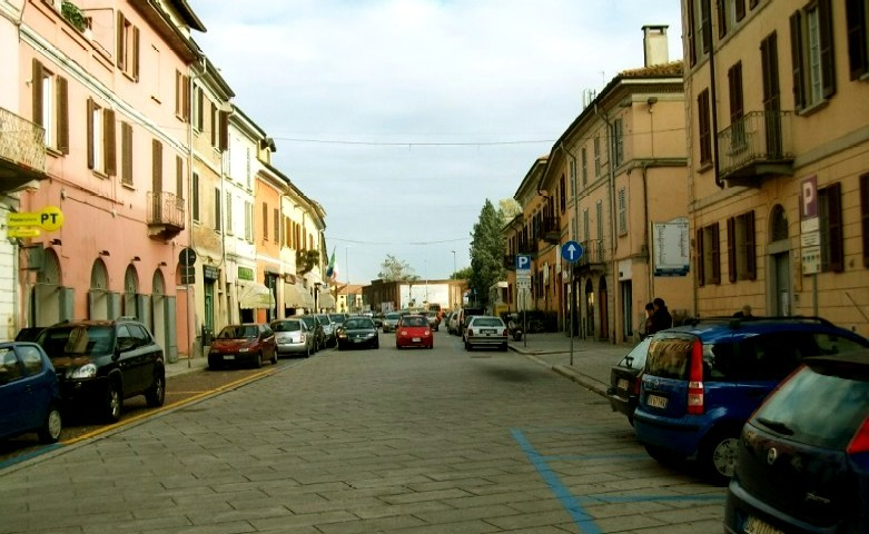 Benvenuti a pavia corso garbaldi verso est - Pavia porta garibaldi ...