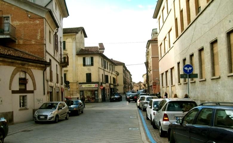 Benvenuti a pavia corso garibaldi ovest - Pavia porta garibaldi ...